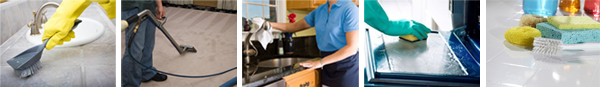 Services offered by Superior End of Lease Cleaning Canberra such as bathroom cleaning, vacumming and kitchen cleaning to name a few.